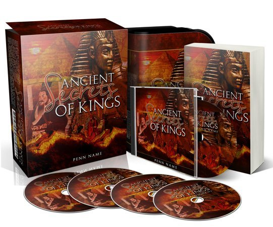 Ancient Secrets of Kings…A Life Changing Course.