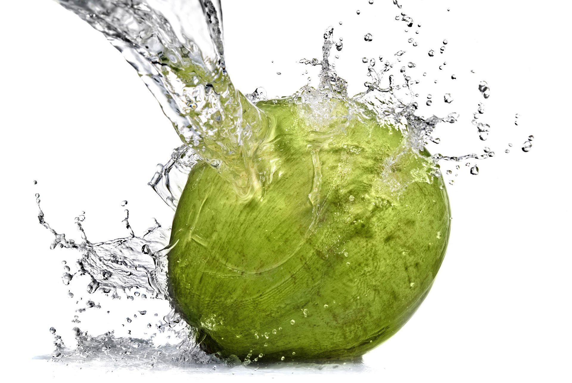 The Advantages of Coconut Water During the Pregnancy.