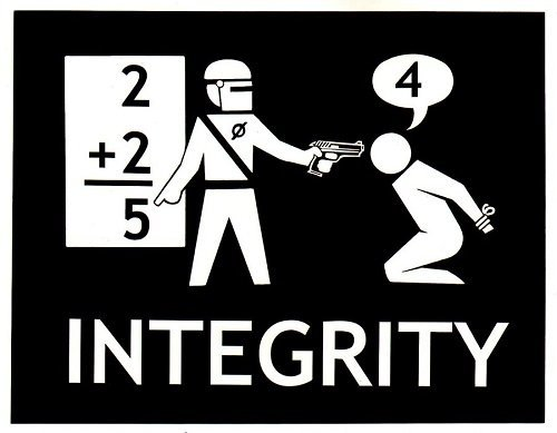 Why integrity and Honesty are a Life Long Traits