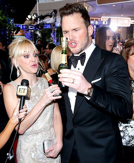 Chris Pratt and Anna Faris, The power Couple of Hollywood