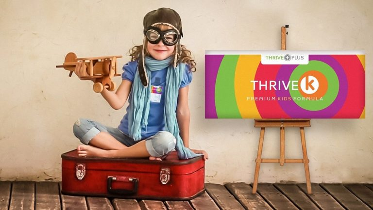 Thrive K Premium Kids Formula