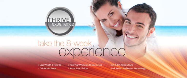 8-week thrive experience – What is it? How it will benefit me?