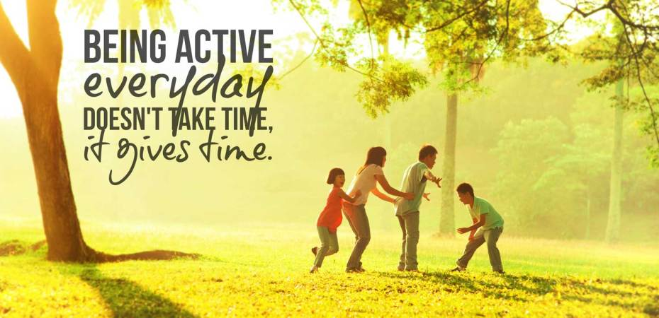 10 Fun Ways To Become More Active – Every Day
