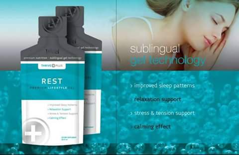 Keep your body fit with Thrive plus SGT Rest