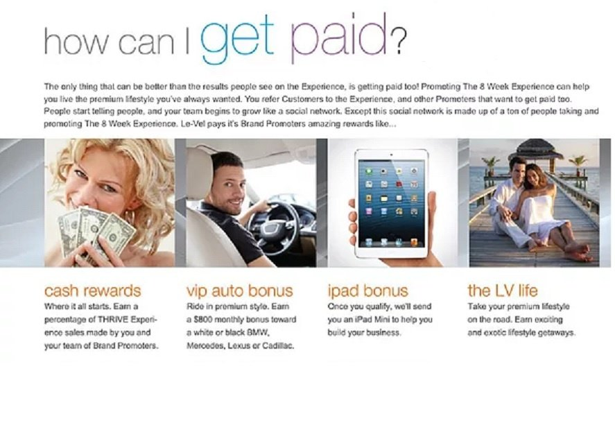 Rewards of Becoming a Thrive Promoter-Work from Home Today