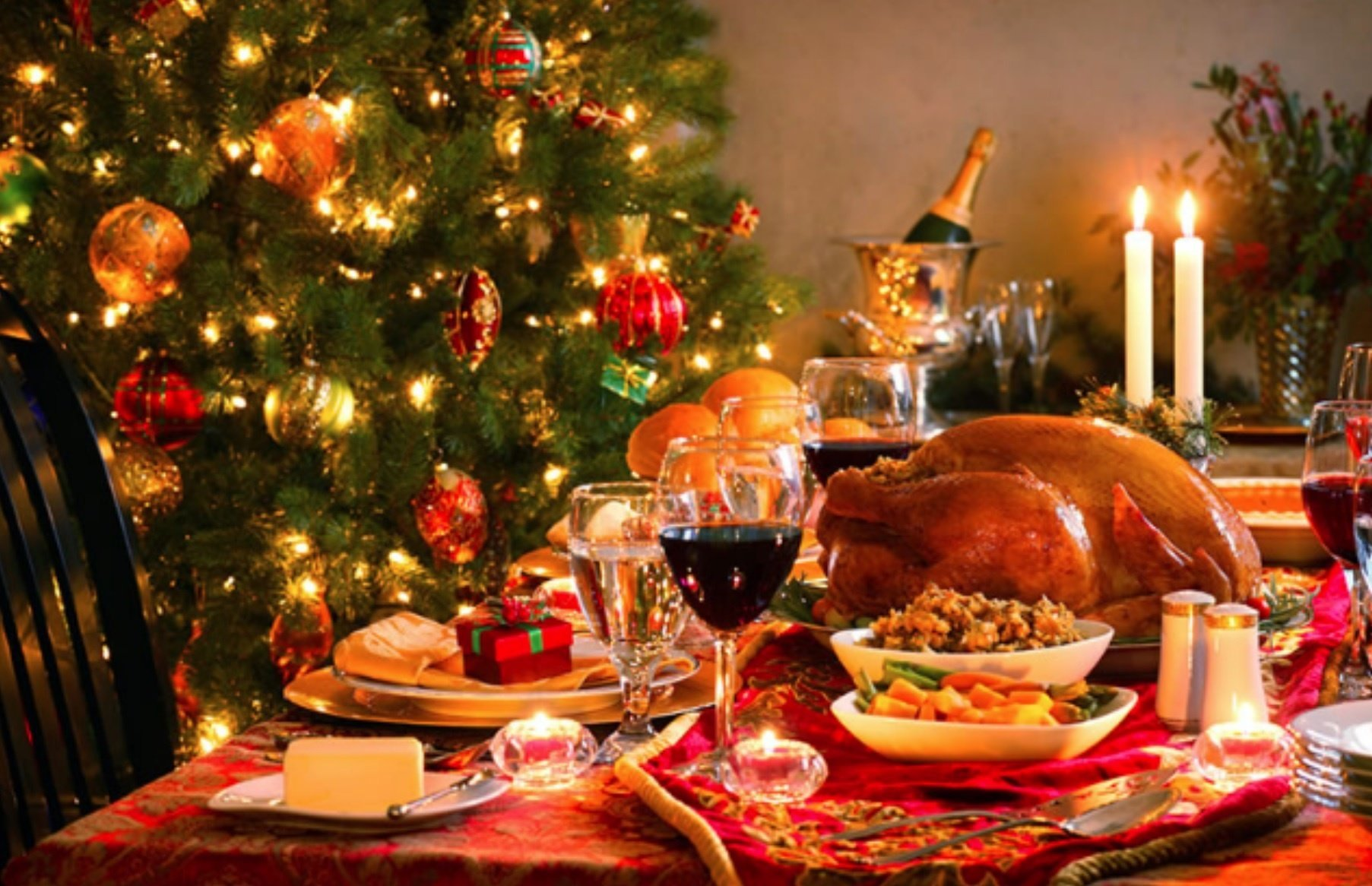 The Holidays: An Emotional Feast