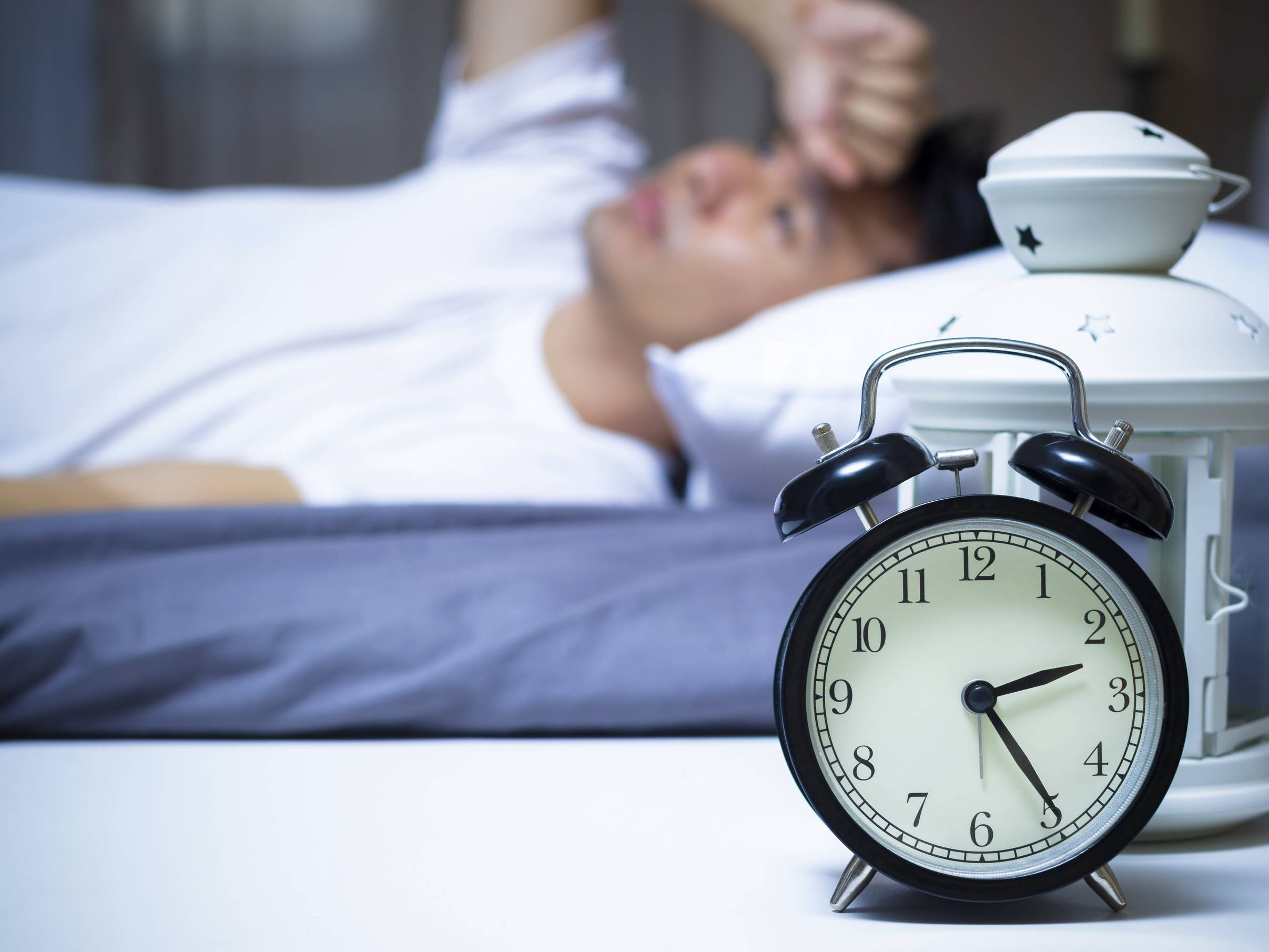 Insomnia: Causes and Cures