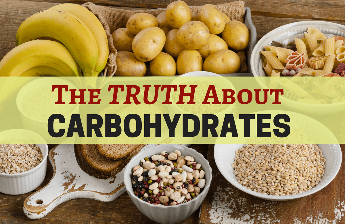 10 Lies About The Atkins Diet – Lie #8: Carbohydrates make you fat