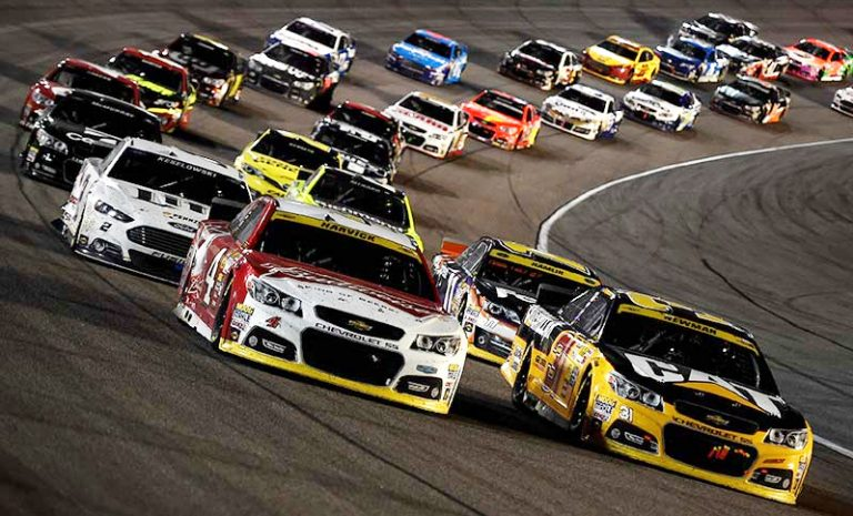 4-Day/3-Night Las Vegas Resort Getaway + NASCAR Pennzoil 400 Tickets – Limited Time Offer