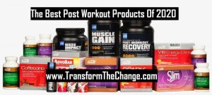 10 best post workout products 2020