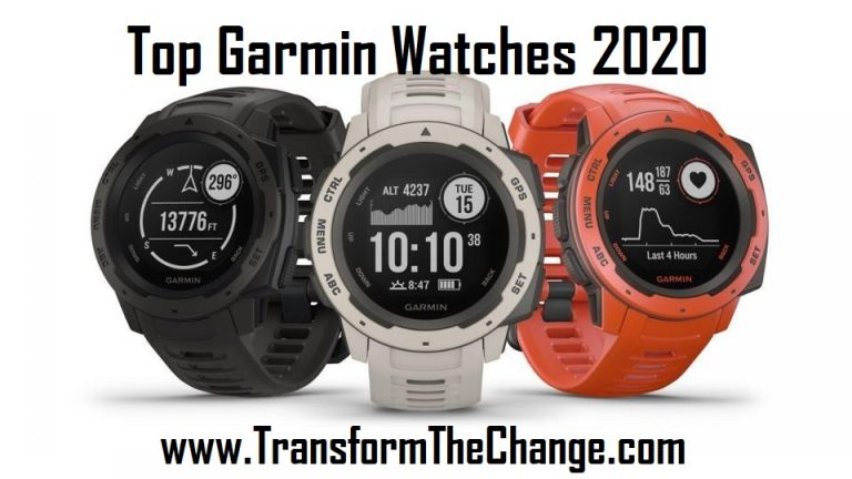 Top Garmin Watches Of 2020