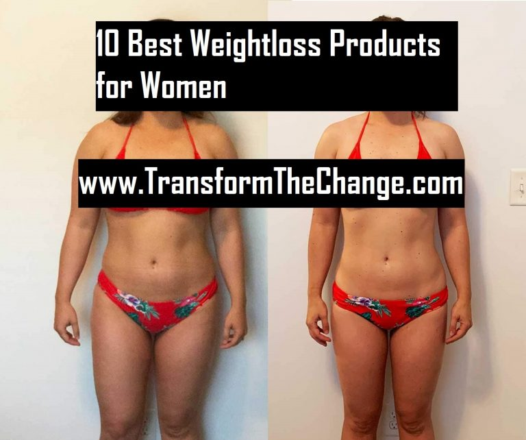 The 10 Best Weight Loss Products For Women