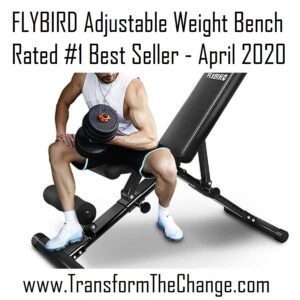 Flybird-adjustable-weight-bench rated best april 2020