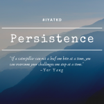 A FIFTY-CENT LESSON IN PERSISTENCE Pt 2