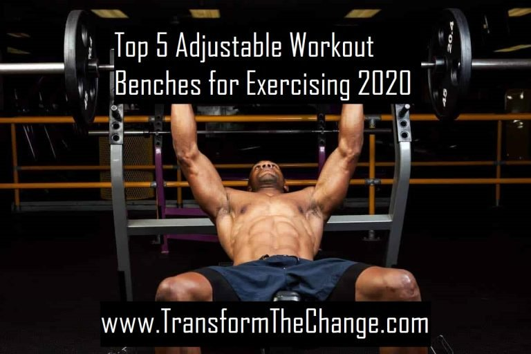 Top 5 Adjustable Workout Benches for Exercising 2020