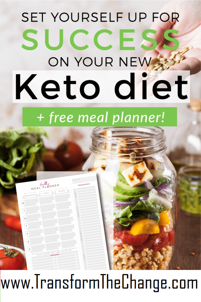 keto diet and keto meal planning