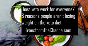 Does keto work for everyone? 8 reasons people aren't losing weight on the keto diet