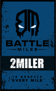 battle miles virtual race