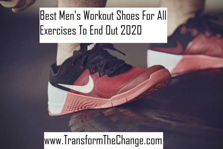 Read more about the article Best Men's Workout Shoes For All Exercises To End Out 2020