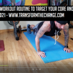 Quick Workout Routine To Target Your Core And Back