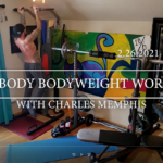 FULL BODY BODYWEIGHT WORKOUT   2-26-21