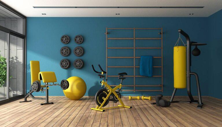 Which fitness equipment is best for a home?