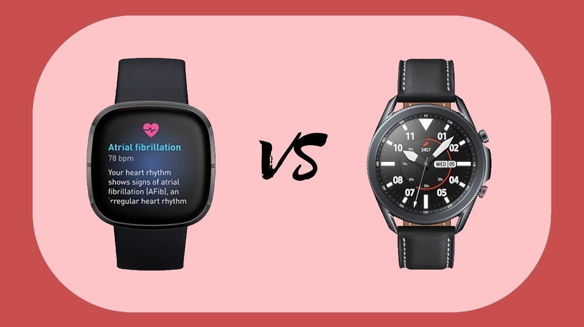 Fitbit sense Vs. Samsung galaxy watch 3 vs. Willful SW330