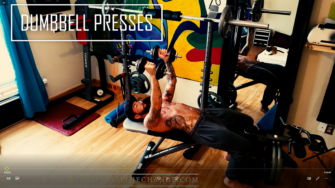 dumbbell madness 5-2021